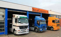 Stock site Socar Carmarket Lelystad BV