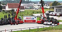 Stock site Hecht Fördertechnik GmbH