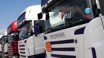 Stock site Scania Ibérica