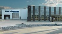 Stock site Kraemer Baumaschinen company