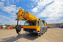 Stock site PJ Equipment Construction BV