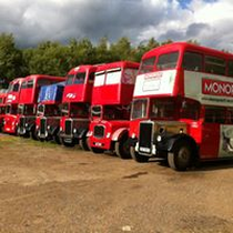 Stock site The London Bus Export Company