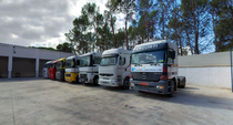 Stock site HELLÍN TRUCKS, S. L. U.