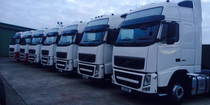 Stock site M&M Trucks ltd