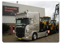 Stock site Korenblik Trucks
