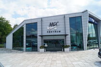 Stock site MGC CENTRUM SAMOCHODOW DOSTAWCZYCH