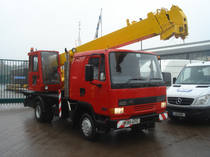 Stock site Thames Crane Services Ltd