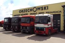 Stock site P.U.H RAFAŁ ORZECHOWSKI