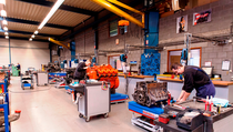 Stock site Hamofa Industrial Engines