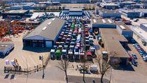 Stock site Europe Trucks b.v.
