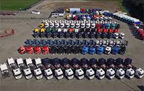 Stock site Scania Truck Center Benelux | Scania Nederland BV
