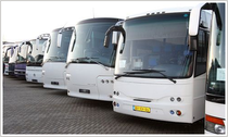 Stock site VDL bus & Coach Italia