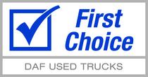 Stock site DAF Used Trucks Deutschland