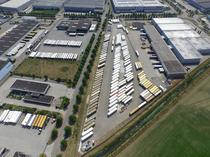 Stock site Cargobull Trailer Store Venlo
