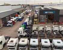 Stock site MD Trucks B.V.