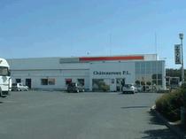 Stock site CHATEAUROUX P.L.