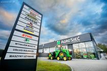 Stock site Agro-Sieć Maszyny Sp. z o.o.