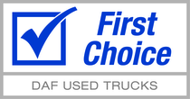 Stock site DAF Used Trucks Lithuania