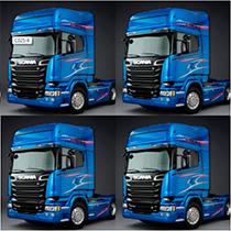 Stock site Scania Slovenija d.o.o.