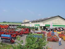 Stock site LTC Korneuburg Import