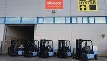 Stock site VIBACAR
