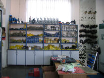 Stock site SC Hidromix 2003 SRL