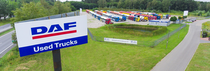 Stock site DAF Used Truck Center Warsaw