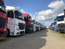 Stock site TruckStore Komorniki