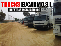 Stock site Trucks Eucarmo sl