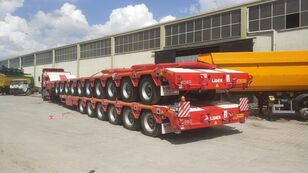 New LIDER 2021 model 150 Tons caapcity Lowbed semi trailer