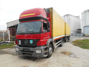 MERCEDES-BENZ AXOR 1833 + tilt trailer