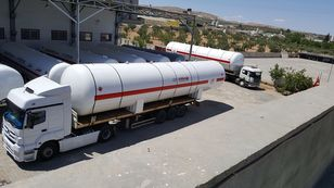 New DOĞUMAK INDUSTRIAL LPG STORAGE TANKS