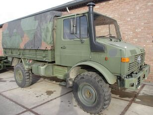 MERCEDES-BENZ U1300 ex dutch army unimog