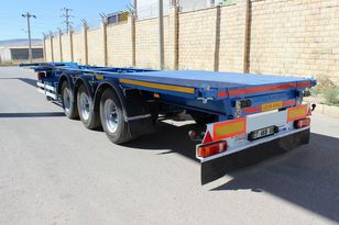 New EMIRSAN 45 Feet Skeletal Container Trailer