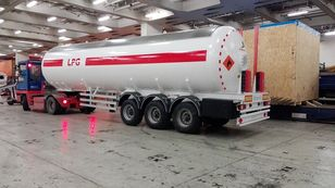 New ALTINORDU PRODUCER SINCE 1972, 3 AXLE 52 m3 LPG/GPL/GAS TRANSPORT TANK