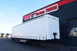 New LECI TRAILER TAUTLINER FOSSES A BOBINES