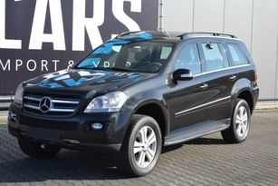 MERCEDES-BENZ GL-klasse gl 500 5.5L V8 387PS