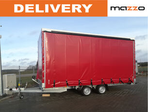 New Forwarding/ Freight 420x220x220cm Trailer with tarp canopy