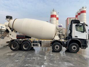 Stetter Beta on chassis MERCEDES-BENZ 2017 Model Arocs 4142, Euro 6, 12 m3 Capacity