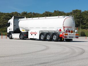 New OKT TRAILER 38 m3 CONICAL TANKER