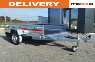 New 236x125x35cm Light trailer+ schock absorbers gvw 750kg
