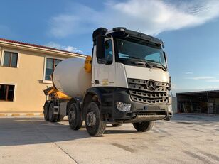 Stetter 2017 MODEL 4142 MERCEDES MİXER 10 PİECE READY  on chassis MERCEDES-BENZ 2017 MODEL 4142 MERCEDES MİXER 10 PİECE READY