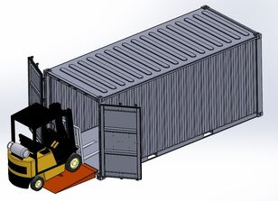 New SAURUS Container Loading Ramp