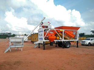 New ELKON  MIX MASTER-30 On-Site Concrete Batching Plant