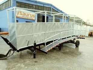 New SAURUS Cattle Loading Ramp