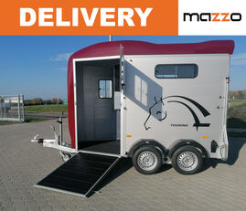 New Cheval liberte Touring country horse trailer with front entrance