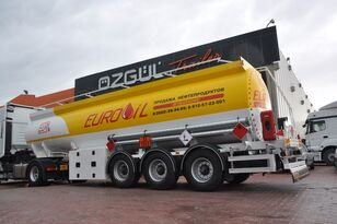 OZGUL ADR BOTTLE TYPE STEEL TANKER