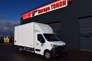 New RENAULT MASTER 165CV RED EDITION TRACTION CAISSE 20 m3 + HAYON APPROVISI