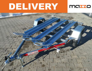 New MOTO 3 trailer for motorcycle 750kg