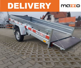 New M3013R Tilting trailer on the Spring